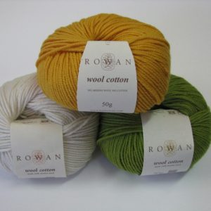 Wool Cotton