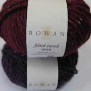 Felted Tweed Aran