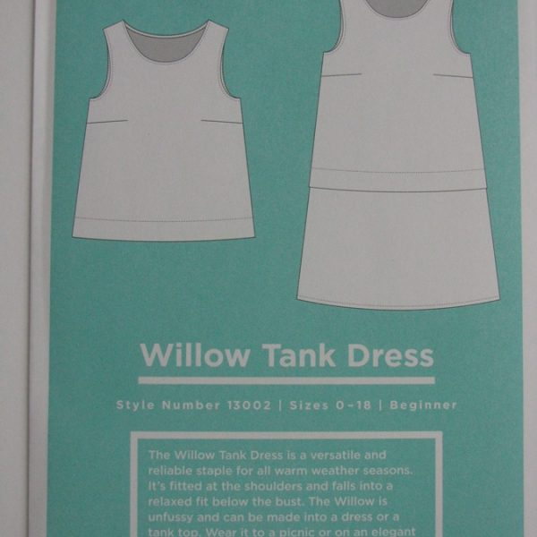 Willow Tank Dress