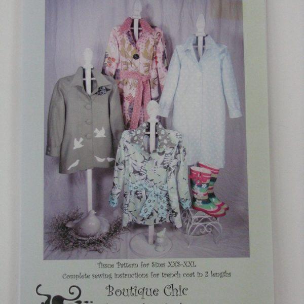 Sophie Trench coat
